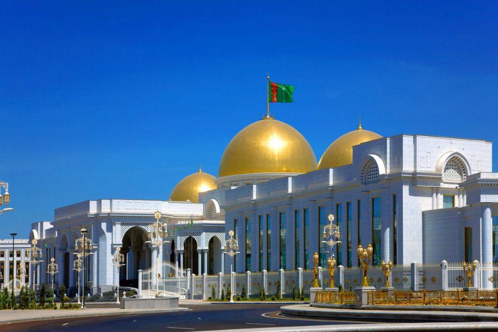 Government in Ashgabat