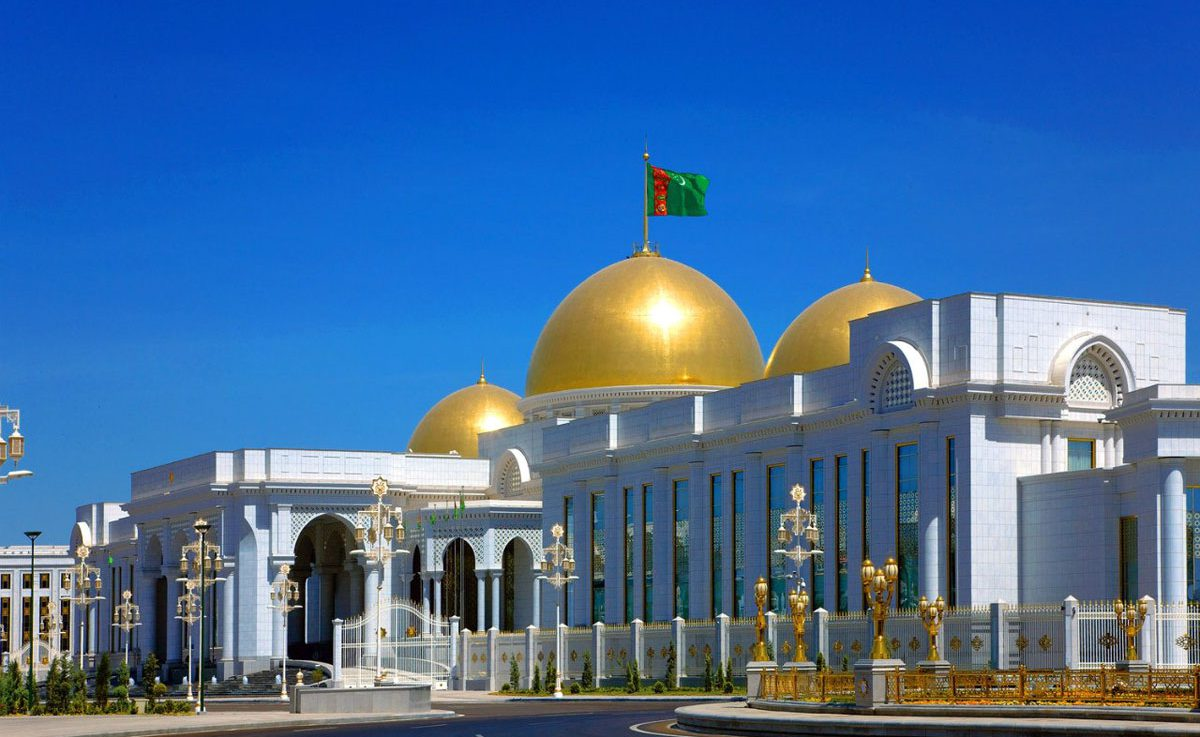 Government in Ashgabat