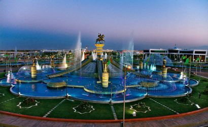 Usbekistan und Turkmenistan Reise