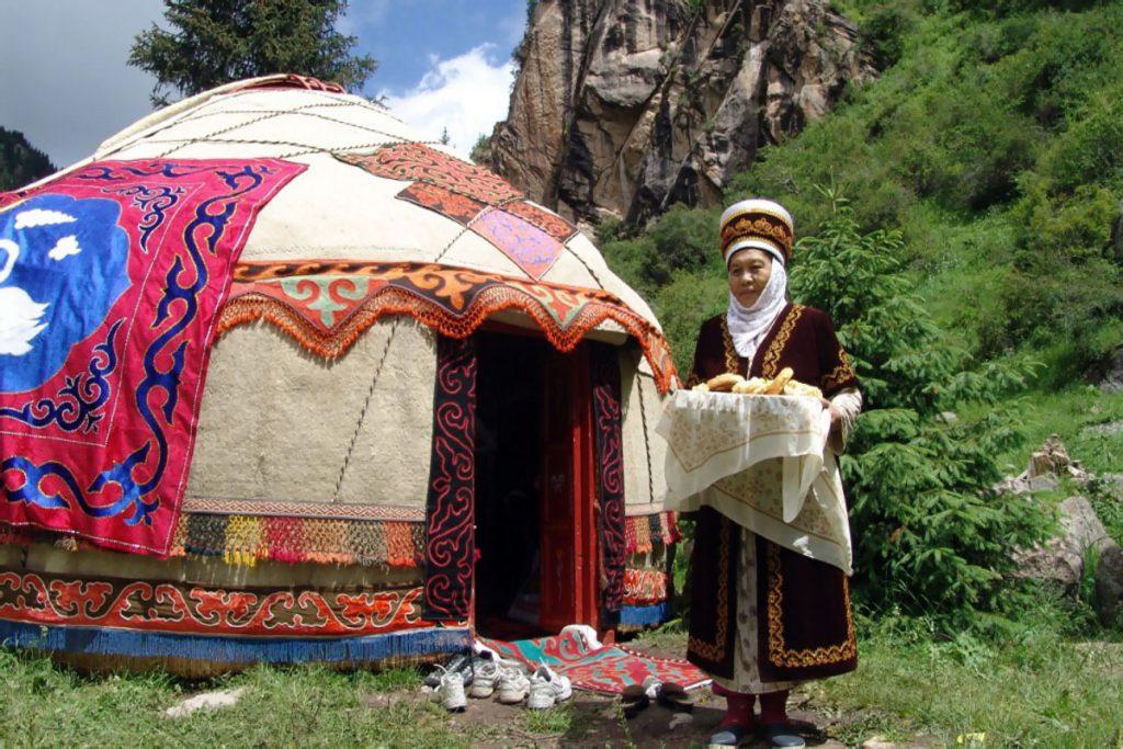Yurta - Kyrgyzstan