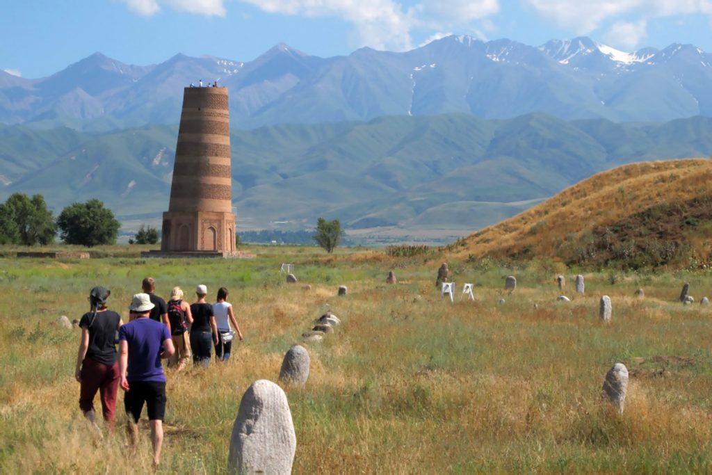 Burana Tower - Kyrgyzstan