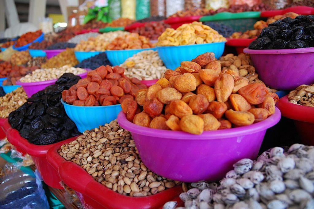 Dried Fruit - Uzbekistan