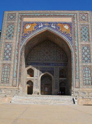 Sher Dor Madrasa - Samarkand