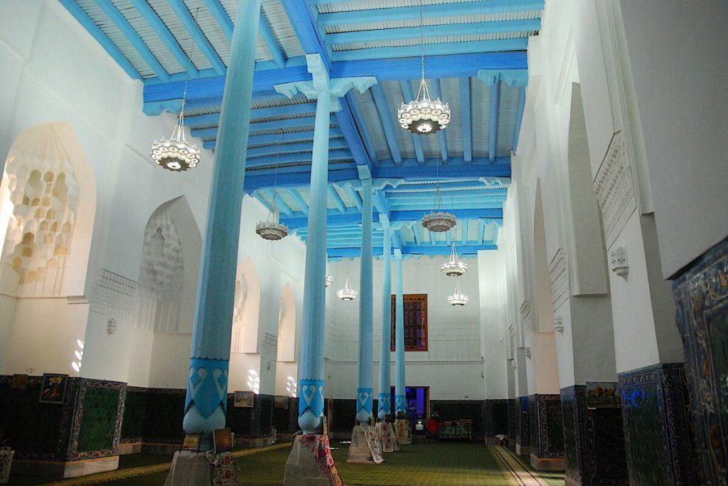 Tillo Qori Mosque - Samarkand