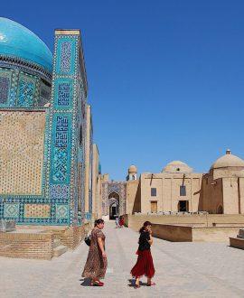 Samarkand - Shahi Zinda Ensemble