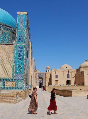 Shohi Zinda - Samarkand