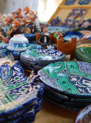 Ceramic Uzbekistan