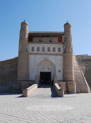Ark in Bukhara