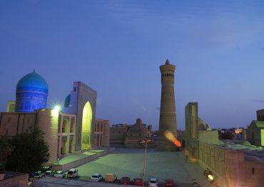 Usbekistan Reise