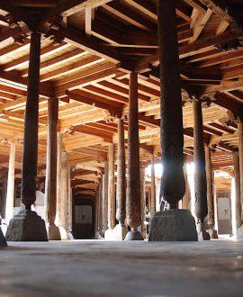 Chiwa - Dschuma Moschee