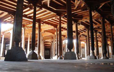Juma Mosque in Khiva
