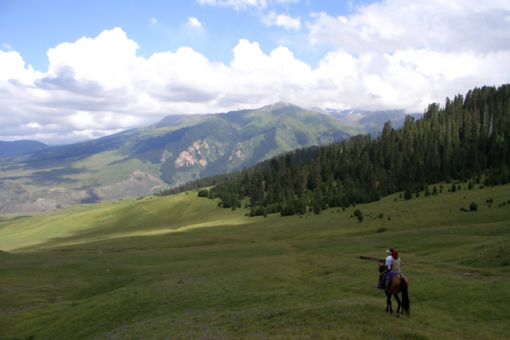 Wander- und Reittour in Kirgisistan