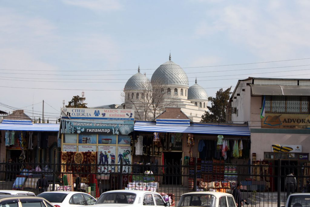 Kukaldash Madrasa - Tashkent