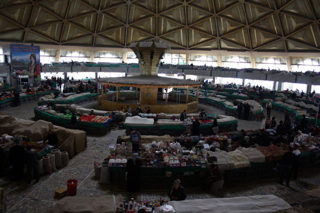Chorsu Bazar - Tashkent