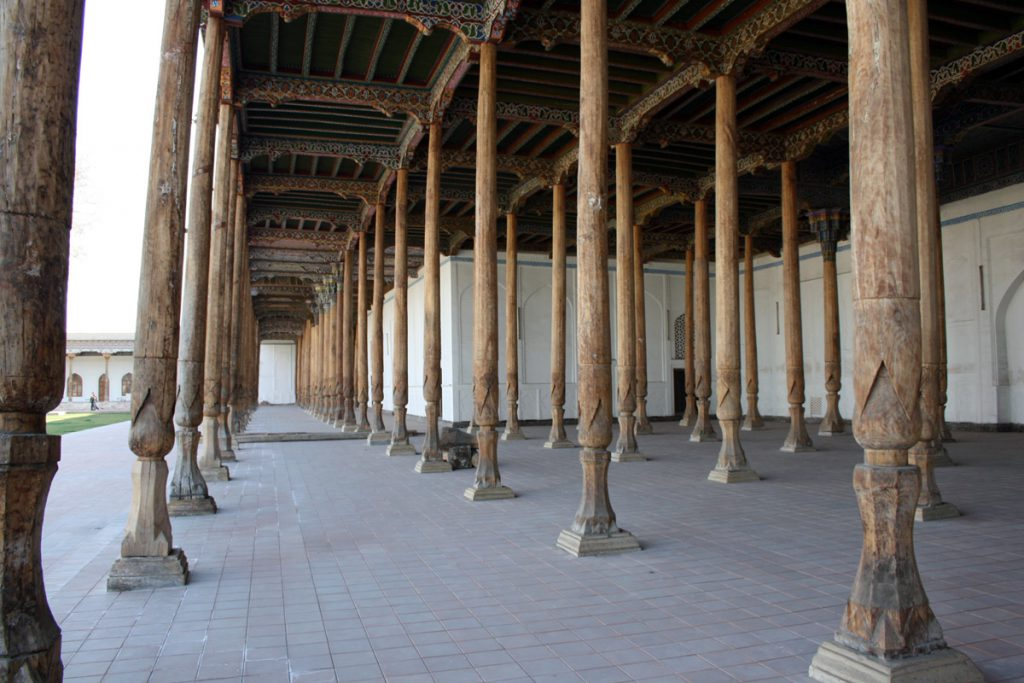 Juma Mosque - Kokand