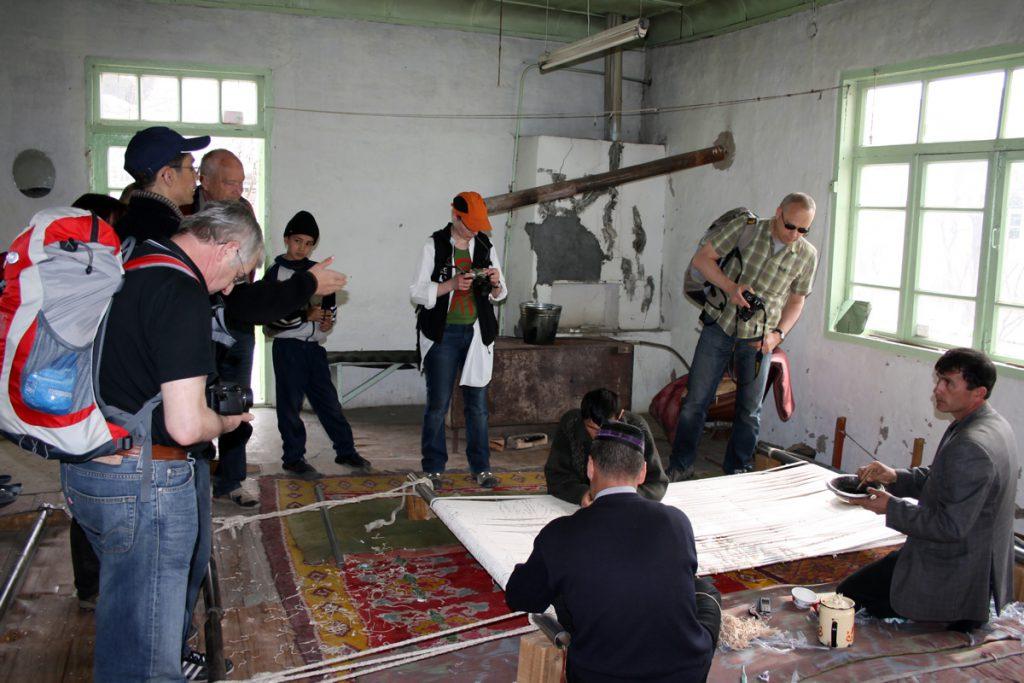 Yodgorlik Silk Factory - Margilan