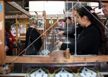 Reise entlang der Seidenstraße - Usbekistan
