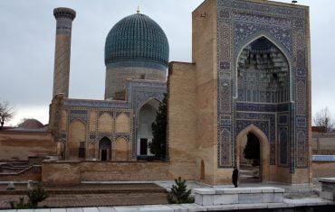 Gur Emir Mausoleum - Samarkand