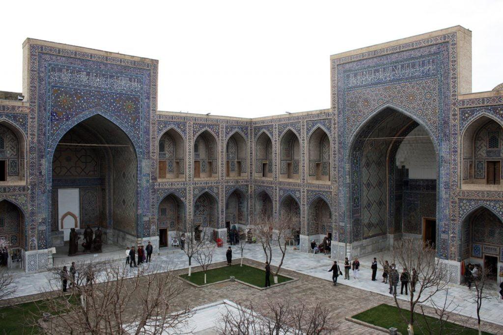 Ulugbek Madrasa - Samarkand