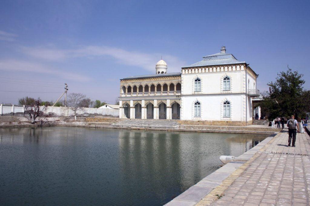 Sitorai Mohi Hossa - Bukhara