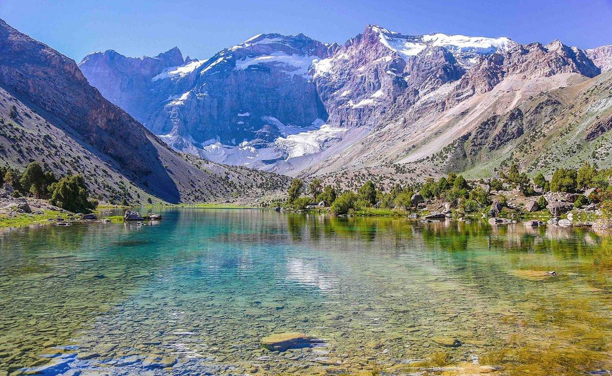 Lacs de Kulikalon - Tadjikistan