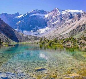 Kulikalon Seen - Tadschikistan