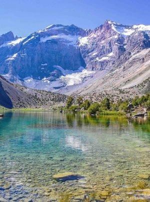 Kulikalon Lakes - Tajikistan