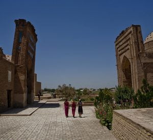 Kunya Urgench - Turkmenistan
