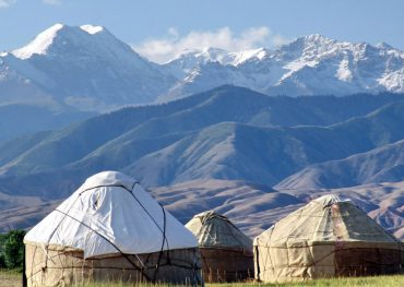 Kirgisistan - Usbekistan - Turkmenistan Reise