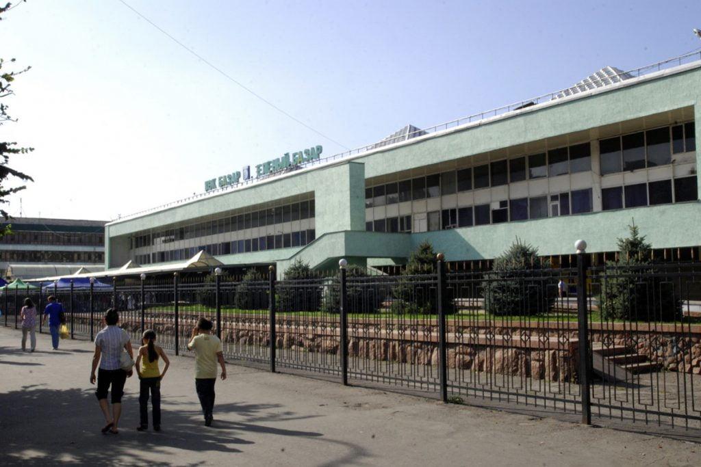Green Bazar - Almaty