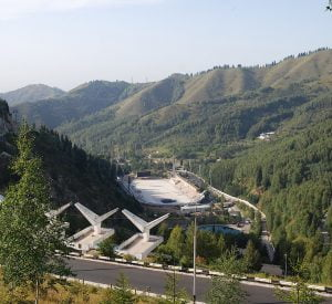 Medeo - Almaty
