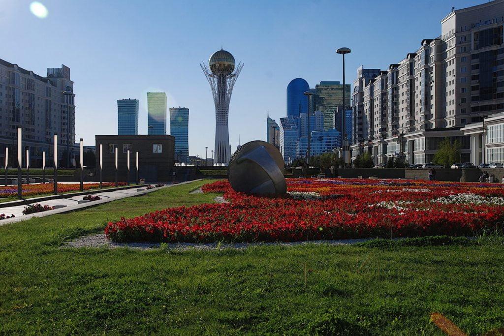 Nur Sultan (Astana) - Kazakhstan