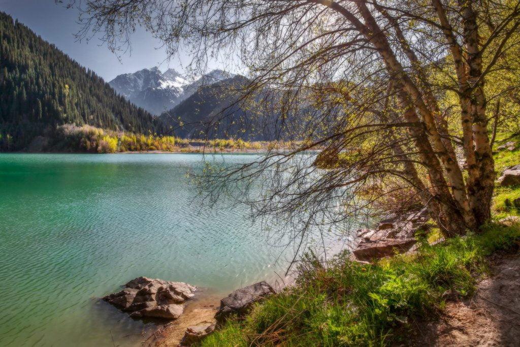 Issyk Lake - Almaty
