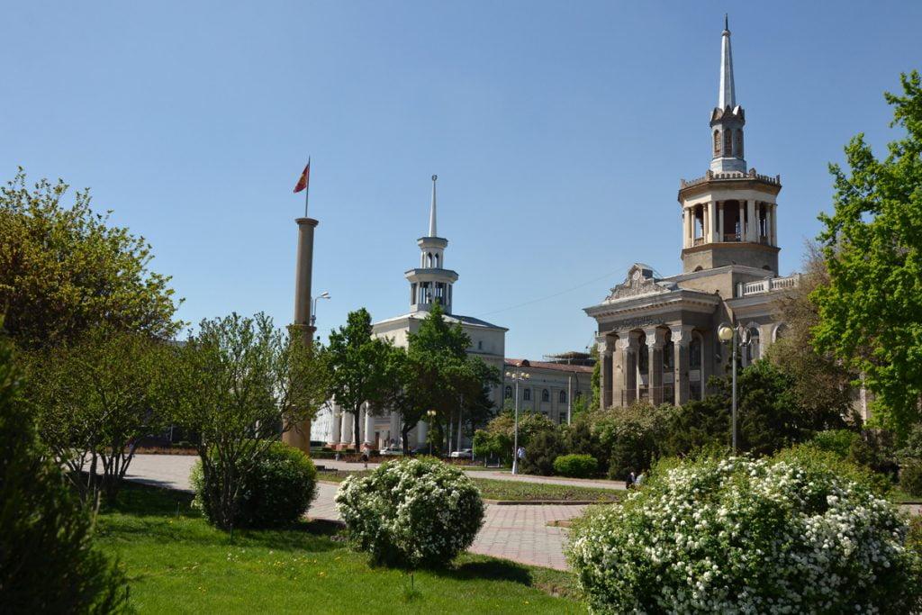 Kirgisistan - Bishkek