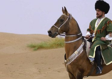 Turkmenistan Reise