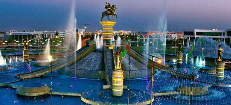 Ashgabat - Turkmenistan