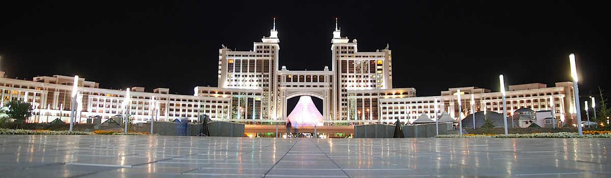 Nur Sultan - Kazakhstan