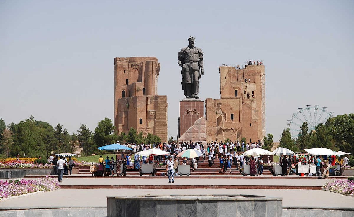Shakhrisabz - Uzbekistan