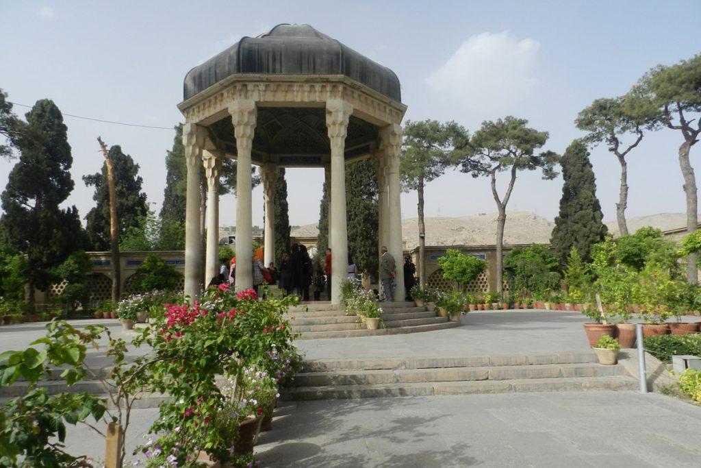 Hafez-tomb—shiraz