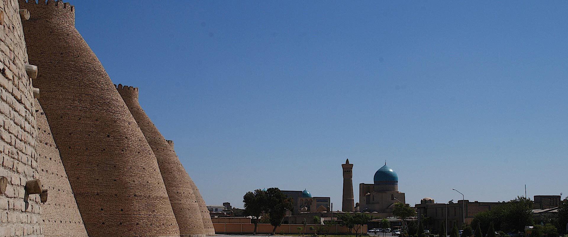 UNESCO World Heritage Sites in Uzbekistan