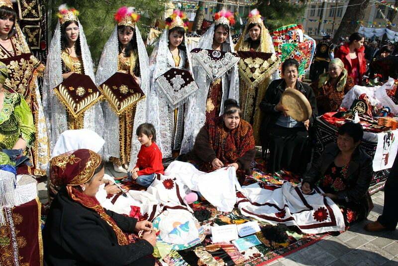 Feiertage in Usbekistan
