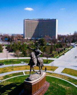 Taschkent - Amir Temur Platz