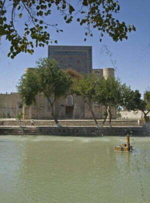 Labi Hovuz in Bukhara