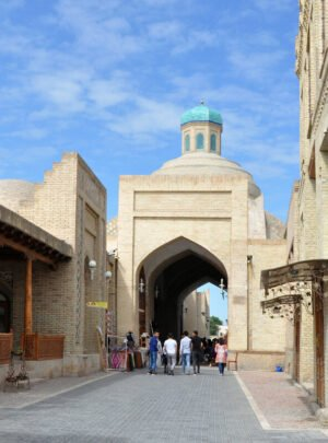 Handelspassage Abdulla Khan
