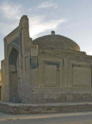 Bayan Quli Khan Mausoleum in Buchara