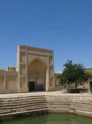 Gaukushon Ensemble in Bukhara