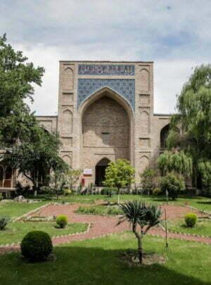 Kukaldash Madrasa in Bukhara