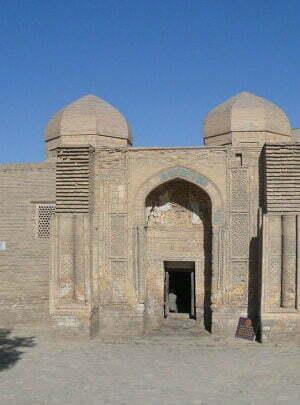 Magoki Attori Moschee in Buchara