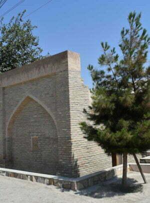 Mausoleum Imam Kazikhan in Bukhara