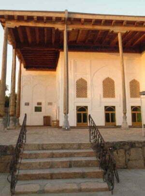 Baland Moschee in Buchara